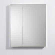 "Load image into Gallery viewer, Fresca 30"" Wide x 36"" Tall Bathroom Medicine Cabinet w/ Mirrors"