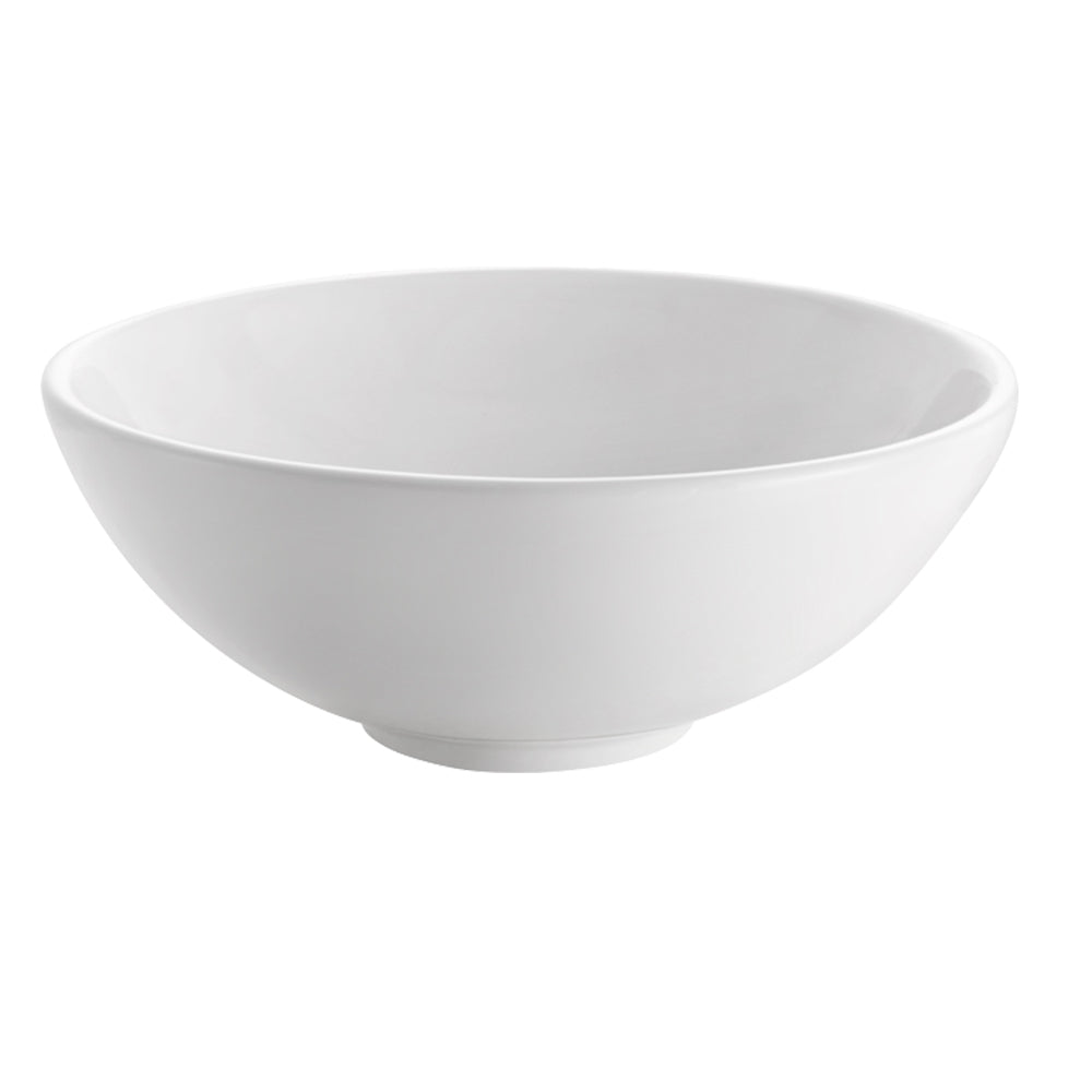 Fresca Adour White Vessel Sink