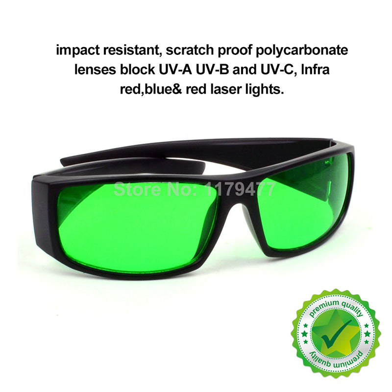 Professional LED Grow Glasses -                              ONIA LLC