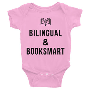 Gift for bilingual infant