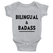 Load image into Gallery viewer, bilingual baby onesie