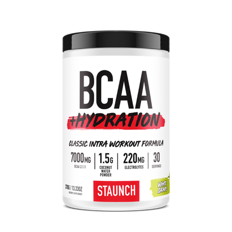 Staunch BCAAs