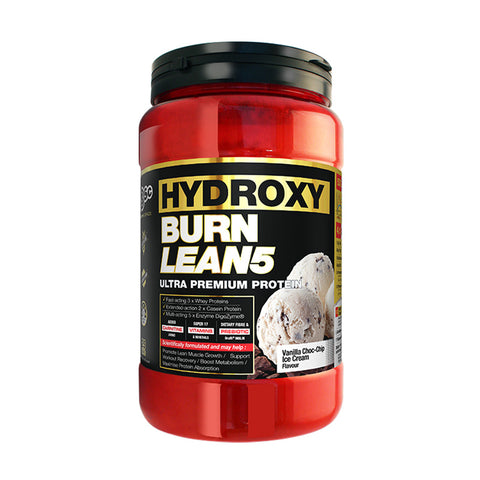 HydroxyBurn Lean