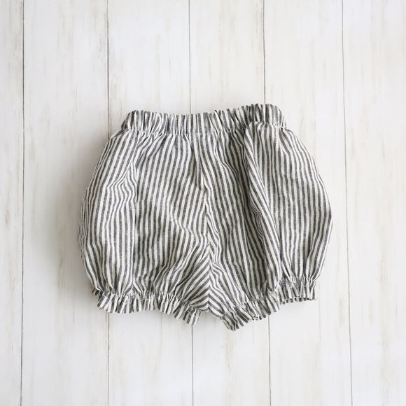Girls Linen Bloomer Shorts | Parisian Capsule Collection