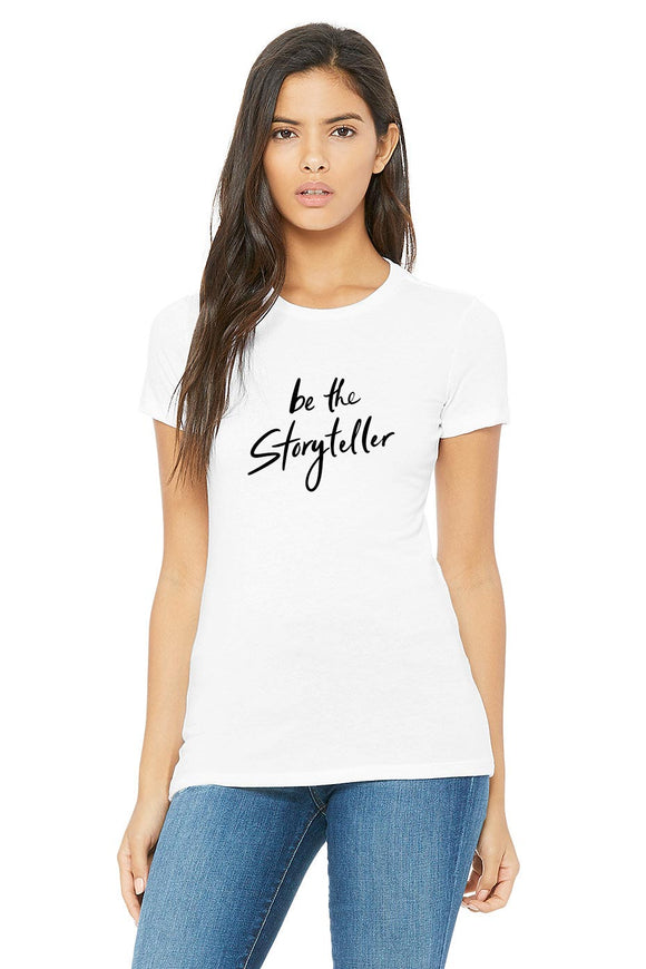 Storyteller t-shirt | Women