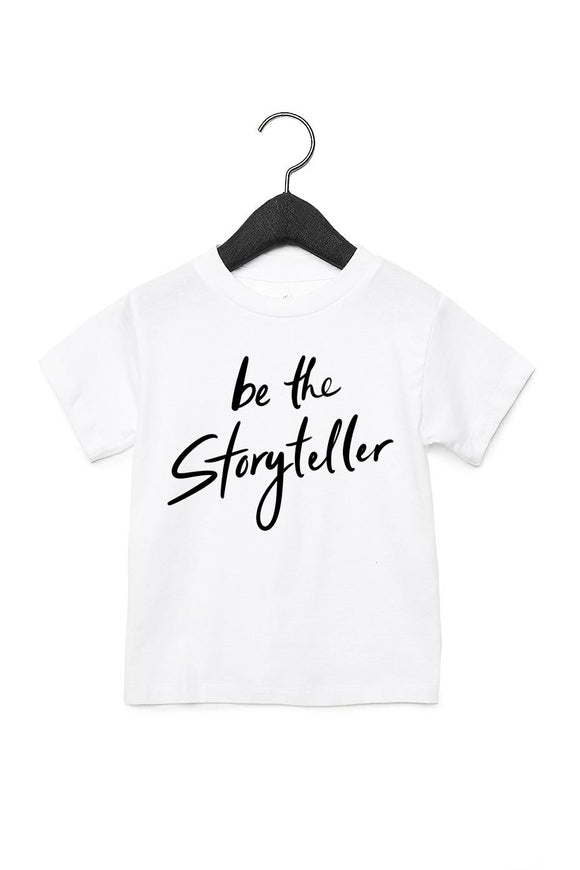 Storyteller t-shirt | Toddler