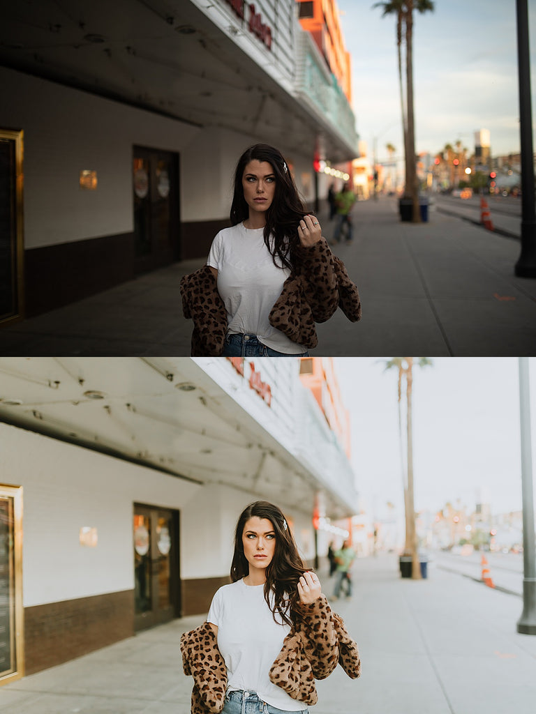 Glam Film Lightroom