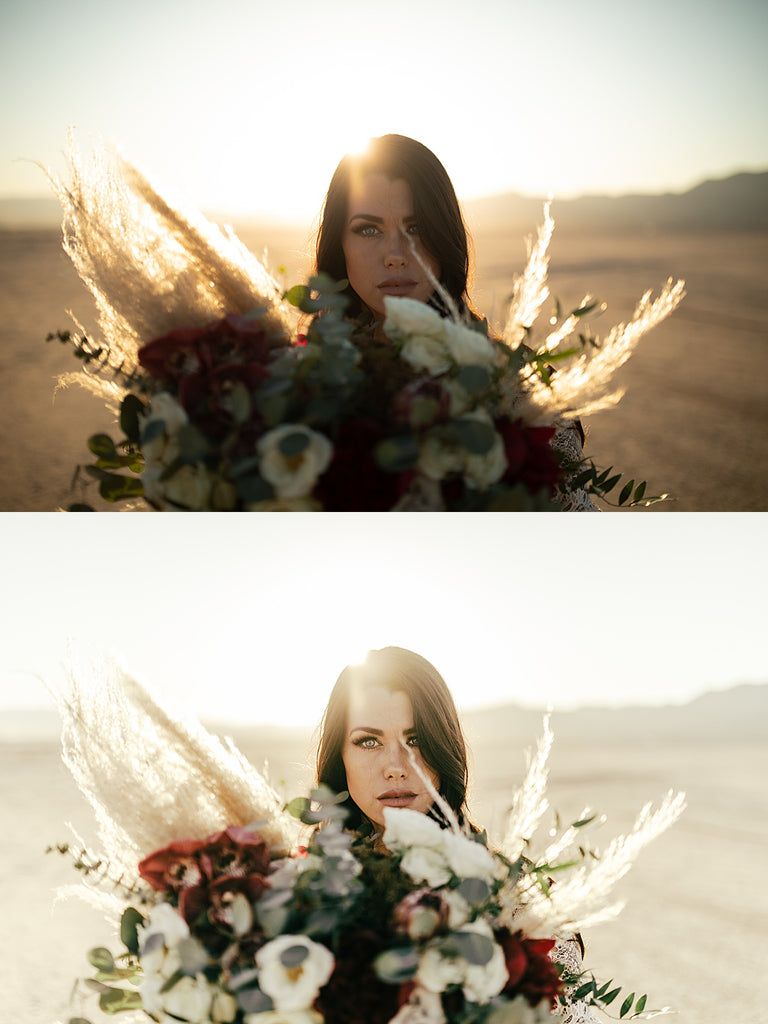 Desert Rose: Boho Wedding Collection Lightroom