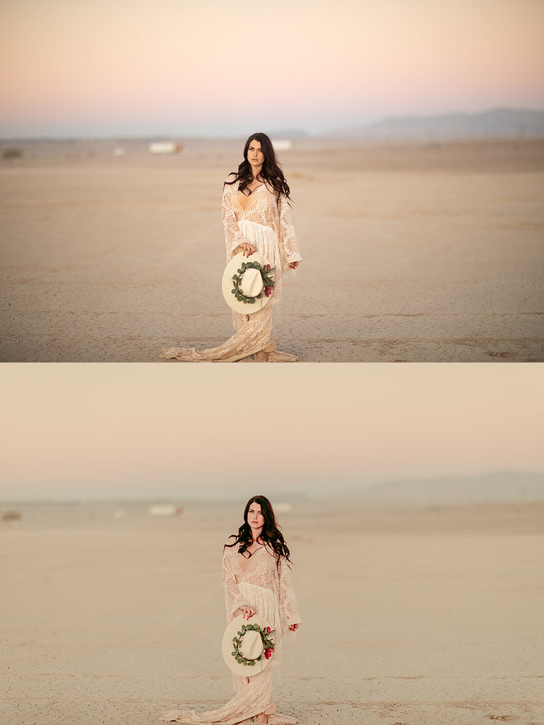 Desert Rose Boho Wedding Collection ACR