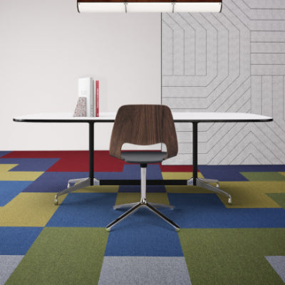 OFFICE CARPET TILES V#2