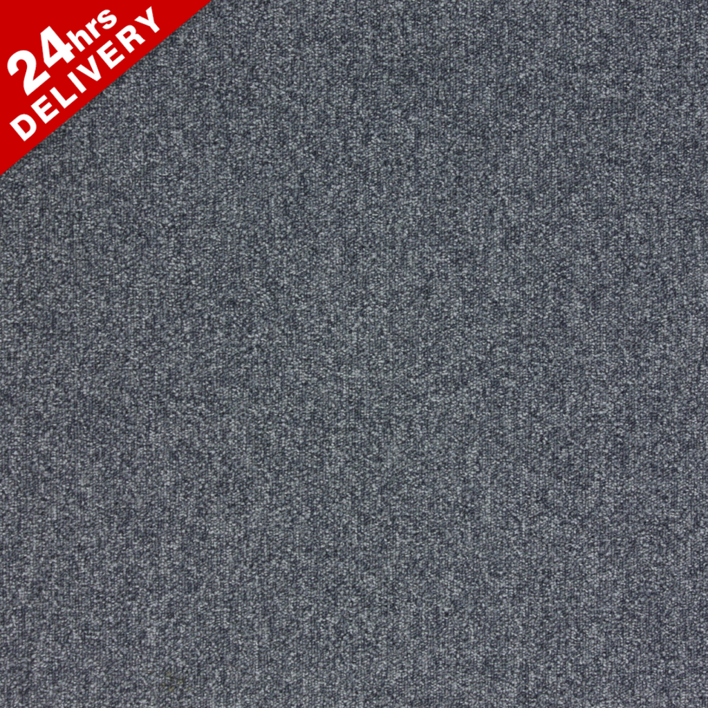 Brushed Metal Carpet Tile 7003