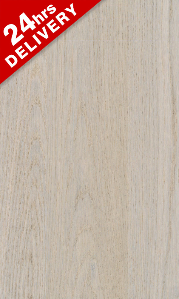 Bianco Perla 3 Layer 1 Strip Wooden Floor