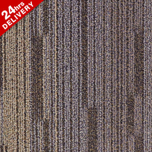Torque Pyrite Carpet Tile 2102