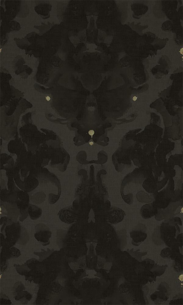 Neo Royal Painted Damask Wallpaper 218656