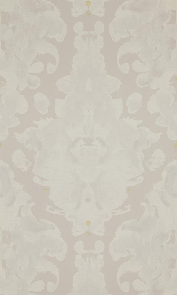 Neo Royal Painted Damask Wallpaper 218657