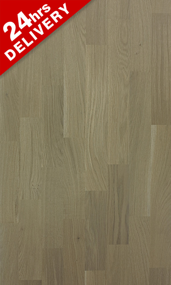 Oak Sand Stone 3 Layer 3 Strip Wooden Floor