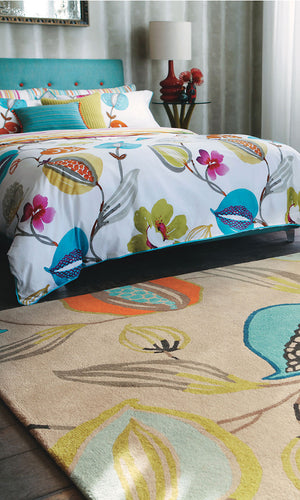 Hand Tufted Bedroom Carpet 0001