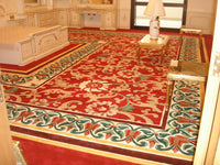 Hand Tufted Bedroom Carpet 0005