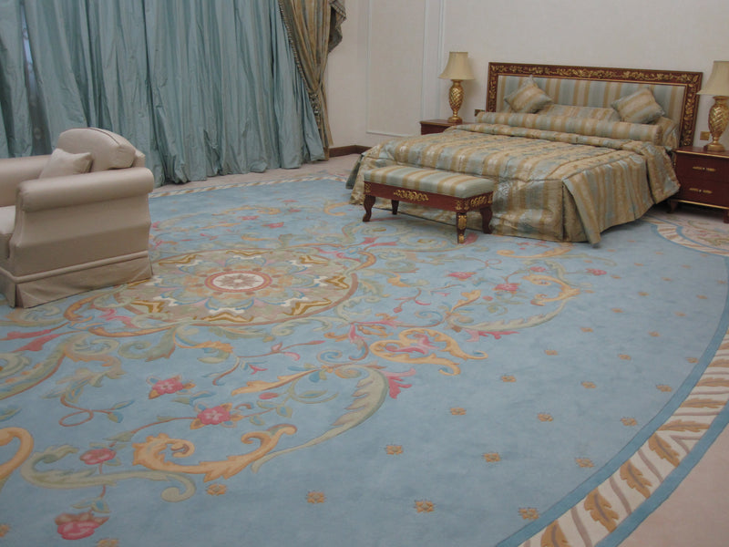 Hand Tufted Bedroom Carpet 0010