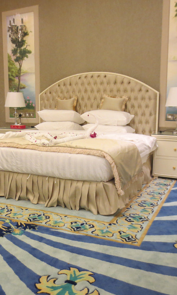 Hand Tufted Bedroom Carpet 0011