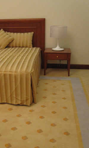 Hand Tufted Bedroom Carpet 0019