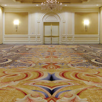 Hand Tufted Dinning Carpet 0004