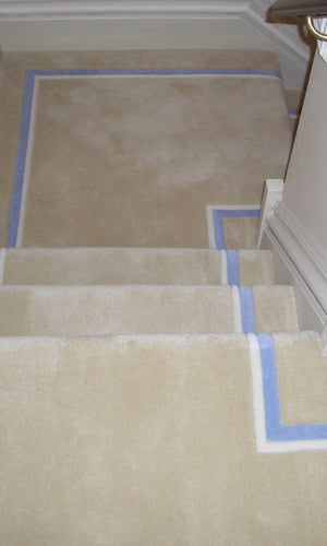 Hand Tufted Stairs Carpet 0001