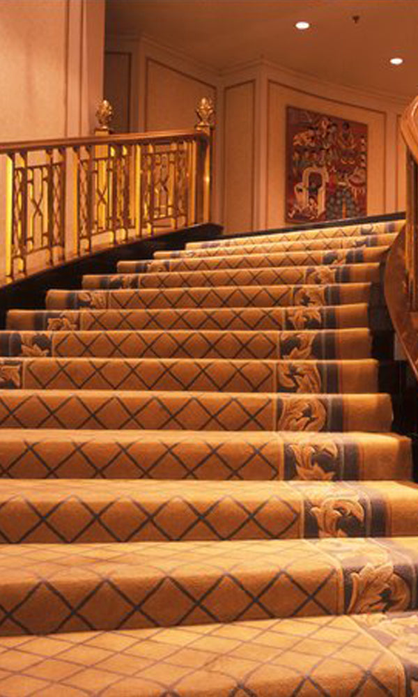 Hand Tufted Stairs Carpet 0004