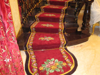 Hand Tufted Stairs Carpet 0014