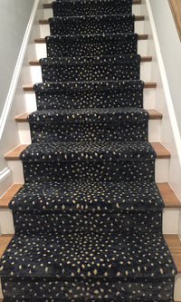 Hand Tufted Stairs Carpet 0018