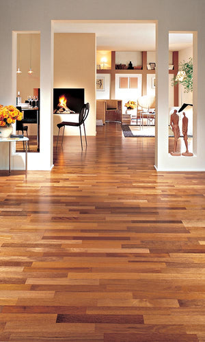 Dynamic 1017 Borneo Teak 8mm Laminate Floor