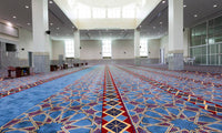 Axminster Mosque Carpet 0004