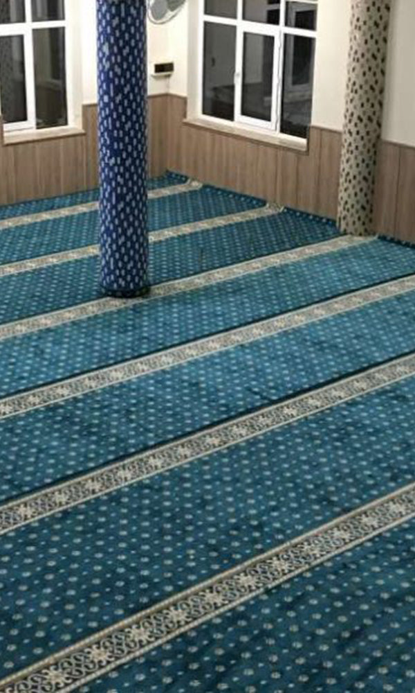Axminster Mosque Carpet 0017