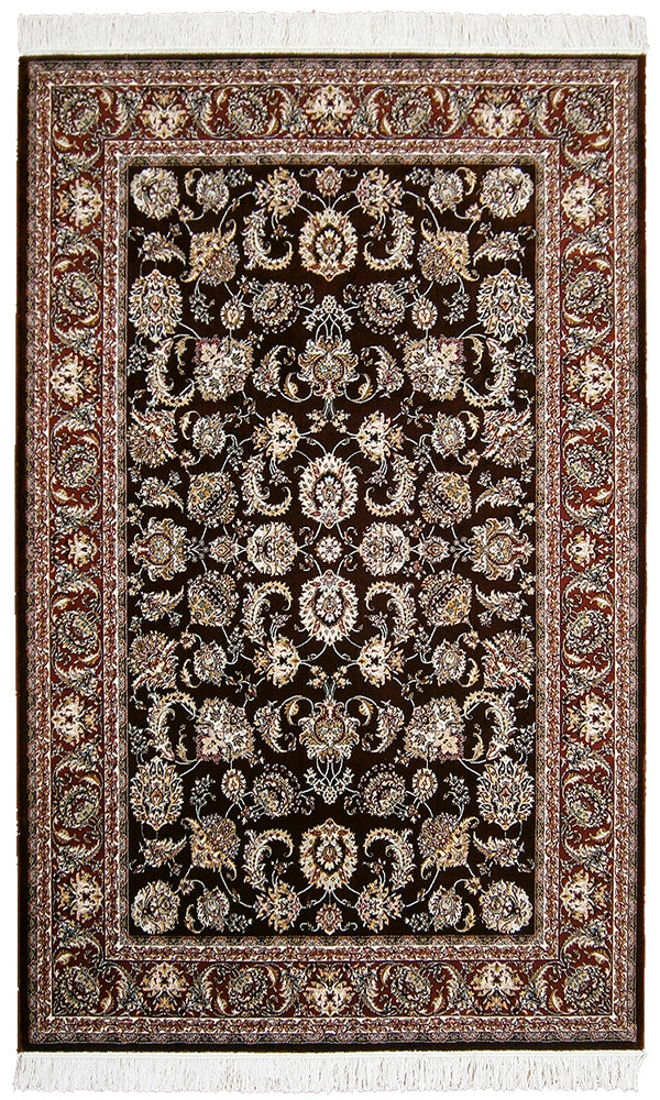 Versace Zarrin Brown Rug