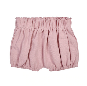 Linen Shortie Bloomers // Rose