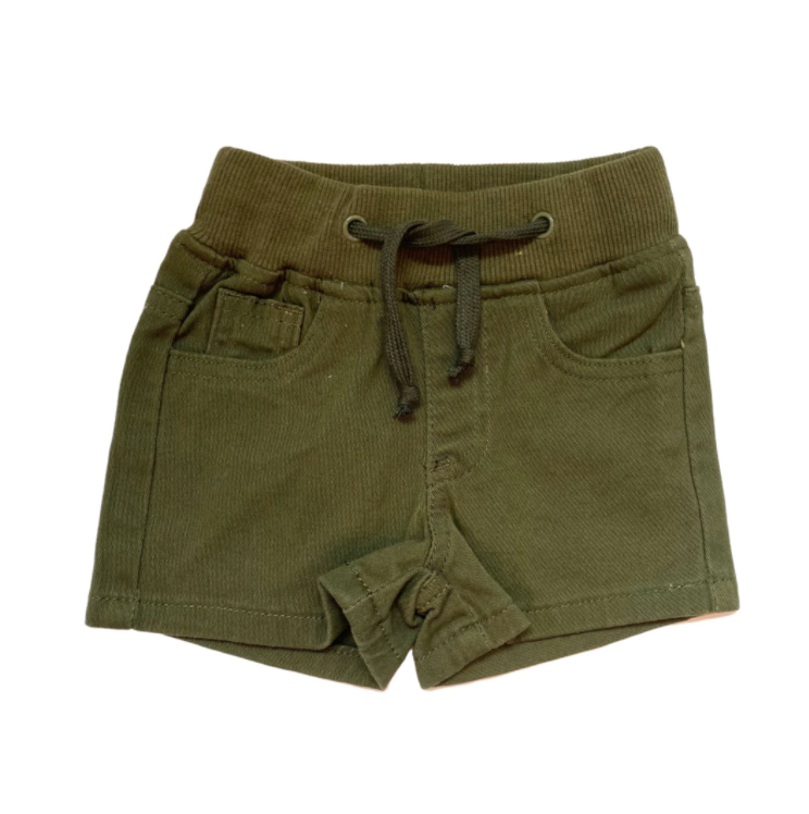 Chino Shorts // Green