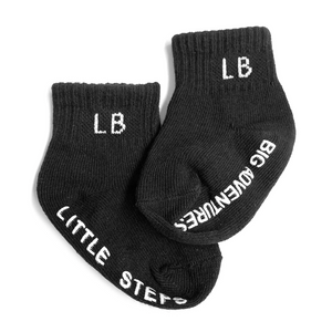 3 Pack Socks // Black