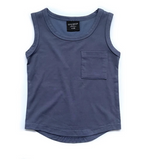 Pocket Tank // Navy