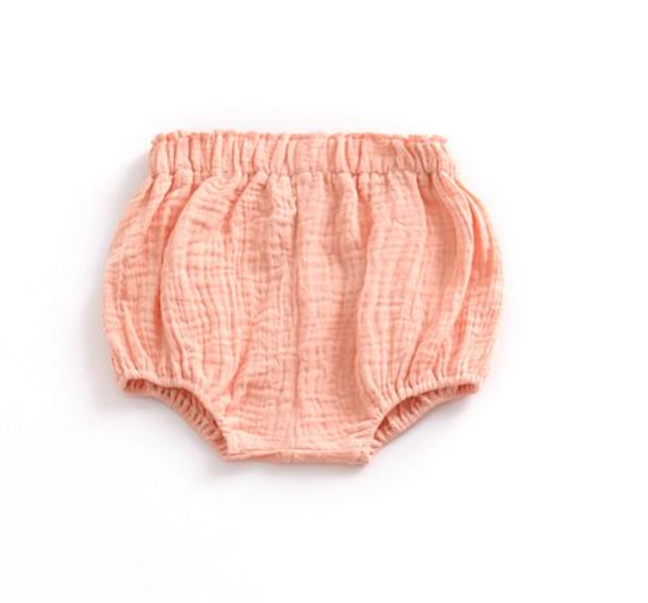 Bloomers // Coral