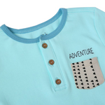 """Adventure"" Pocket T-Shirt // Tanned Triangle"