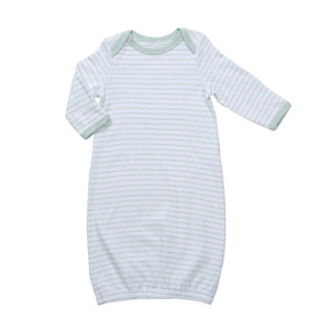 Sleep Sack // Minted Stripe