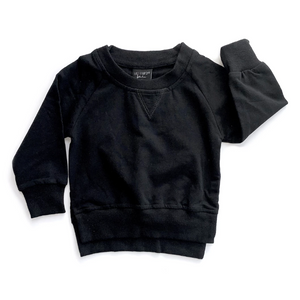 Load image into Gallery viewer, Pullover // Black