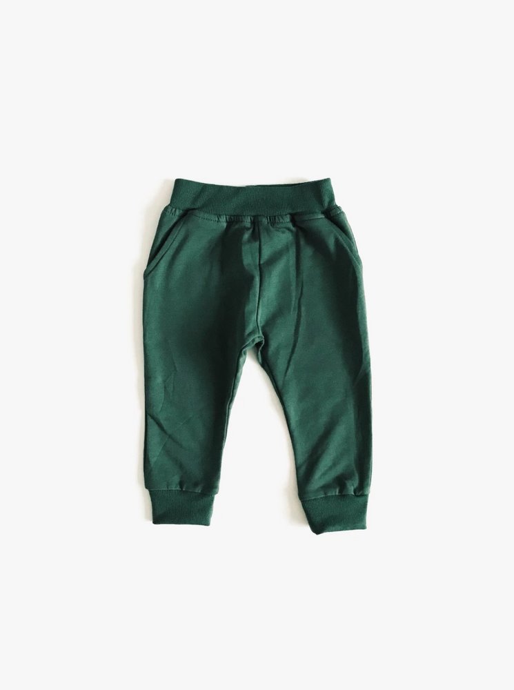 Lounge Pants // Forest Green