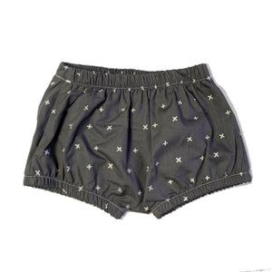 "Bloomers // Grey with ""X"""
