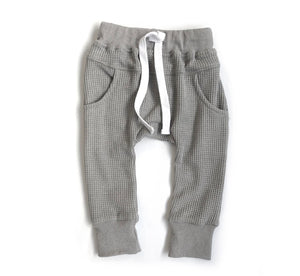 Thermal Joggers // Grey