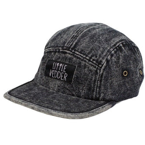 Load image into Gallery viewer, 5 Panel Hat // Stone Denim
