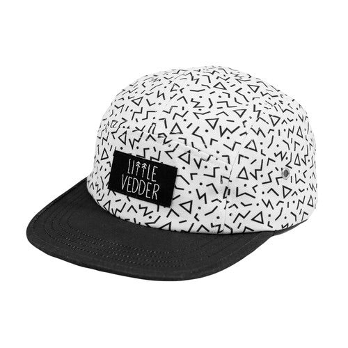 Load image into Gallery viewer, 5 Panel Hat // Geometric