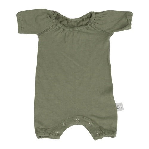Load image into Gallery viewer, Oliver 101 Romper // Olive