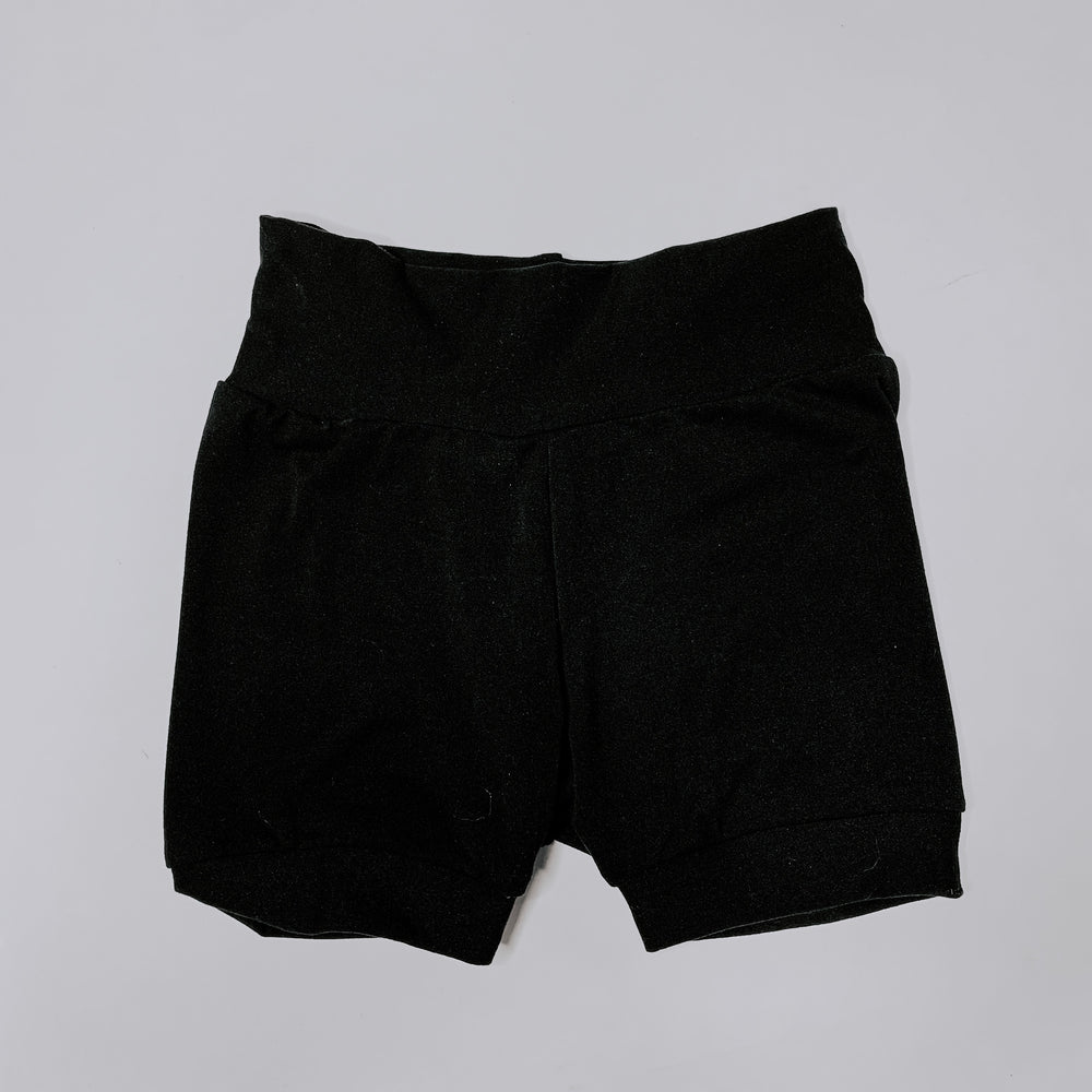 Load image into Gallery viewer, Jogger Shorts // Black