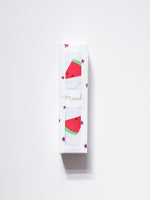 Swaddle Blanket // Watermelon